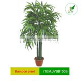 artificial bamboo tree with pot