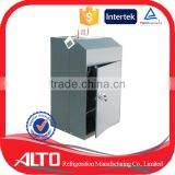 Alto W30/RM quality certified central floor heating heat pump geothermal type capacity up to 30kw/h ground heat pump