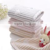 EAswet China Top 10 Towels' company wholesale Turkish cotton Jacquard weave white child towel