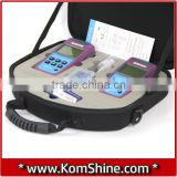 KLT-25M Optic Fiber Testing Tool Kit/OPM+OLS Fiber Power Meter+ Optical Light Source VFL 10km 1mW