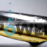 good quality thermal insulation foil faced glass wool insulation made in china