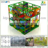 Free design CE & GS standard eco-friendly LLDPE kids playground indoor used soft play