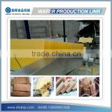 fully-automatic wafer production line