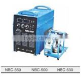 inverter gas shielded welding machine (IGBT Dual module industrial models) NBC-630 31KVA