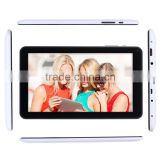"9"" Quad Core super smart tablet pc with android 4.4 os, WIFI & Bluetooth , Dual Camera,"