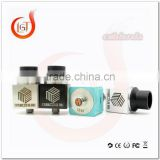 Wholesale Newest Rebuildable Cubix Rda With 510 Connector Magic Cube Rda Cubix RDA from China