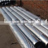 2014 new products of recharge well with filter, filter tube, deep filter pipe, water pipes, trapezoidal screw filter