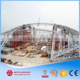 Low Cost Light Steel Grid Structure Space Truss Roof Web Frame Prefabricated Warehouse Workshop Indoor Swimming Pool For Sale                                                                         Quality Choice