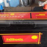 jiangmen lead-acid battery JIS TYPE MF 95D31R starting maintenance free automobile storage battery for locomotive