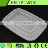 Chinese fast food packaging box lunch box disposable                                                                         Quality Choice