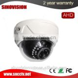 lowest price Best Selling cctv security factory lens ahd analog dome camera mental                                                                         Quality Choice