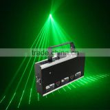 3 head rgb tri-color mixing disco stage dj lighting christmas laser effect light