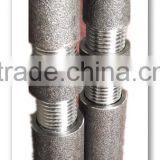 Construction building material tools steel rebar coupler