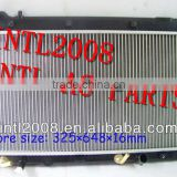 air conditioning auto ac RADIATOR ASSY for-Honda-Fit 2004-2008 CORE 325x648x16mm 19010-RMN-W51 19010RMNW51 AIRCON A C RADIATOR