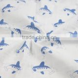 Plane Printed Muslin Fabric, Cotton Muslin Fabric, Baby Muslin-3 Pack