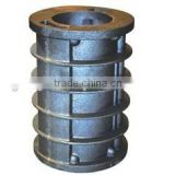 China OEM grey iron cast & nodular iron cast spindle, compressor spindle, compressor parts