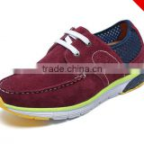 wholesal china cheap price man shoes height increasing sport footwear