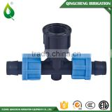 Wholesales Female Thread PPR Pipe Fitting 90 Degree Elbow