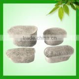 Biodegradable Water Filter Charcoal Refill Replacement Cartridges