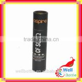 Food packaging cardboard tubes with round recycled cardboard tubes for chinese tea packaging
