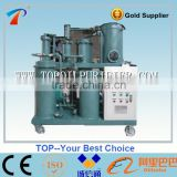 Series TYF Phosphate ester fire resistant moblie oil puruficator plant, completely stainless steel, anti rust, good quality