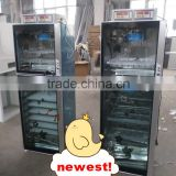 480eggs hot selling high hatching rate automatic egg incubator for sale/ poultry machine /poultry equipment /quail egg incubator