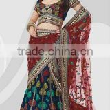 buy designer lehenga saree online shopping
