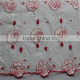 mesh embroidery fabric lace, embellished african mesh lace fabric for making clothes/garment