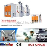 BSH-SP9500 CE approved furniture spray booth paint booth/spray paint remover/paint booth used