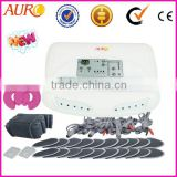 Au-6804 Factory Hot selling breast lifting electro stimulation EMS training suit for lose weight