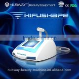 High Frequency Esthetician Machine Ultrasound Fat Reduction Therapy Hifu Skin Rejuvenation Ultrasonic Lipolysis Machine Price Face Lifting