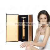 24K Gold Energy Beauty Bar Face Massager Facial Roller Derma Wrinkle Treatment