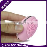 Eco-friendly Beauty Personal Care Skin Food Grade Silicone Face Cleaning Brush