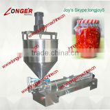 Semi-Automatic Garlic/Chilli Paste Filling Machine&Mixing Machine