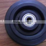 4 inch 100x32 caster small plastic wheel