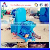 30 years experience Malaysia Small Coco Coconut Shell Charcoal Briquettes Making Machine