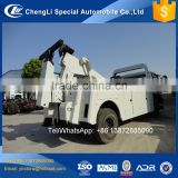 China tow 15ton heavy duty rotator wrecker, rotator wrecker truck price , rotator wrecker truck for sale