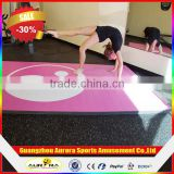 Best popular high quality roll up beach mat with factory lower price