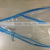 Cheat rain bonnet PVC rain bonnet