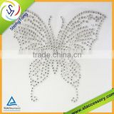 hot sale high quality hot fix crystal sheets