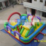amusement park outdoor play structure