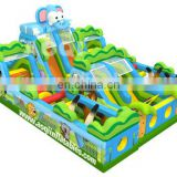 Summer fascinating hot selling good guality big discount inflatable bouncer