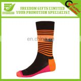Ladies Fashion High Ankle Spandex Cotton Socks