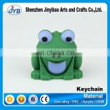Wholesale Fashion Frog design Music Key Chains with Sound Effects for kids