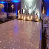 DIY starlit dance floor colorful for wedding decoration led dance floor