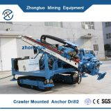 Pneumatic Crawler Rock Drill Machine With Drilling Pipe Φ60×2000mm