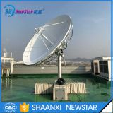 12feet ku band ring focus aluminum satellite communication antenna