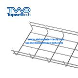 Hot Dip Galvanized 200mm Wire Mesh Cable Tray