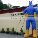 Best sale outdoor promotional inflatable batman for advertising