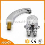 2015 modern style Copper foot valve &Copper basin water faucet for toilet